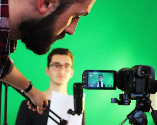 Filmaking for beginners