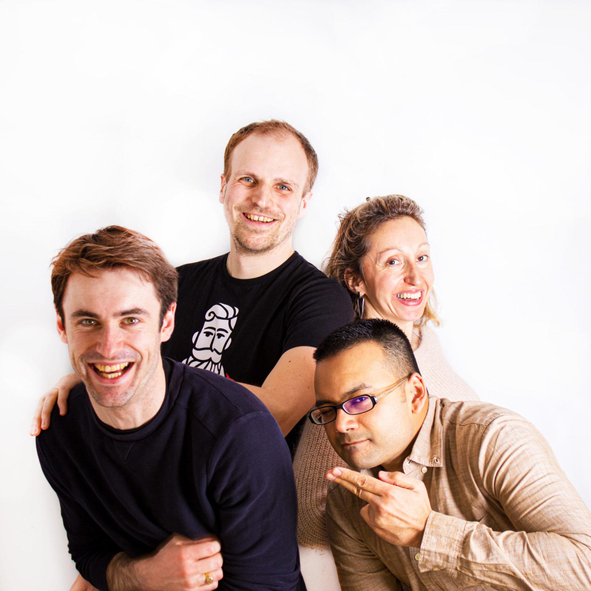 Improzac troupe